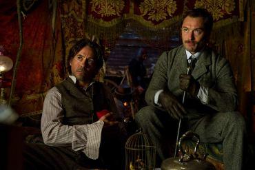 New Sherlock Holmes Adventure on December 16th