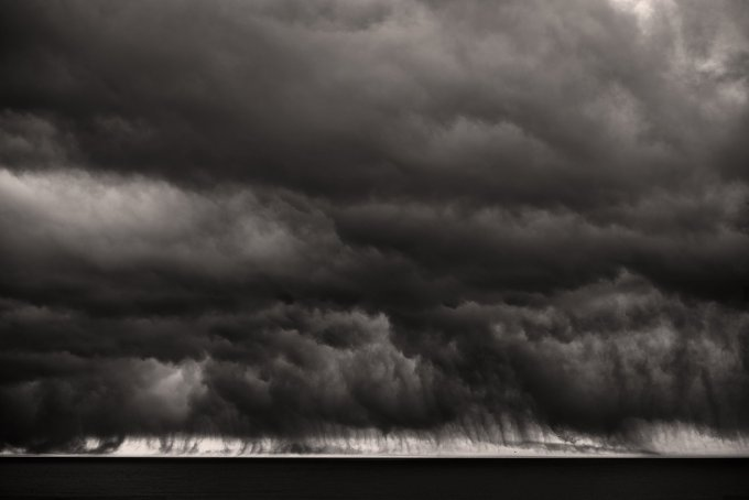 Noir photography Mike Maguire - Dark Skies