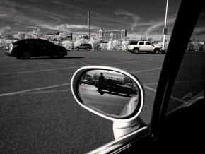 mystery and art Robert Couse-Baker noir photo