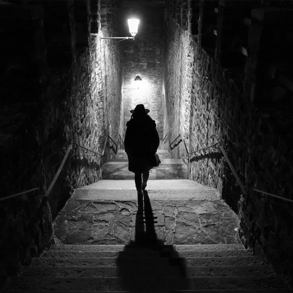 Noir City Photography Emiliano Grusovin