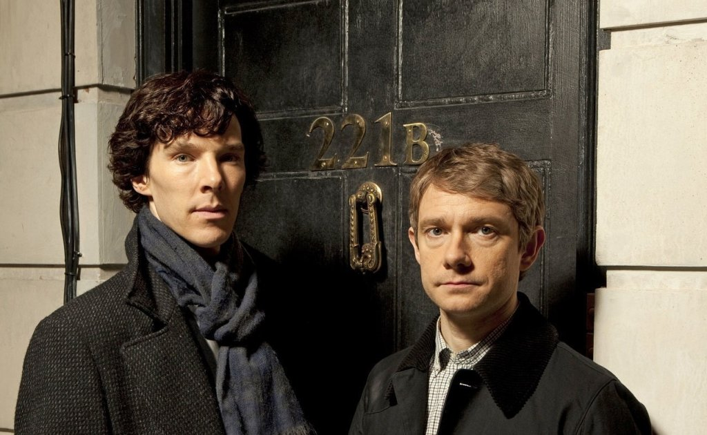 Sherlock crime shows tv top