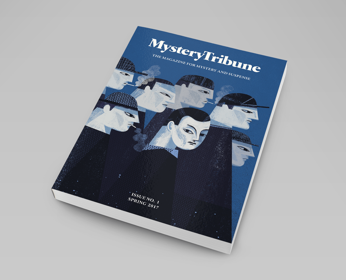 Mystery Tribune Spring 2017 Issue