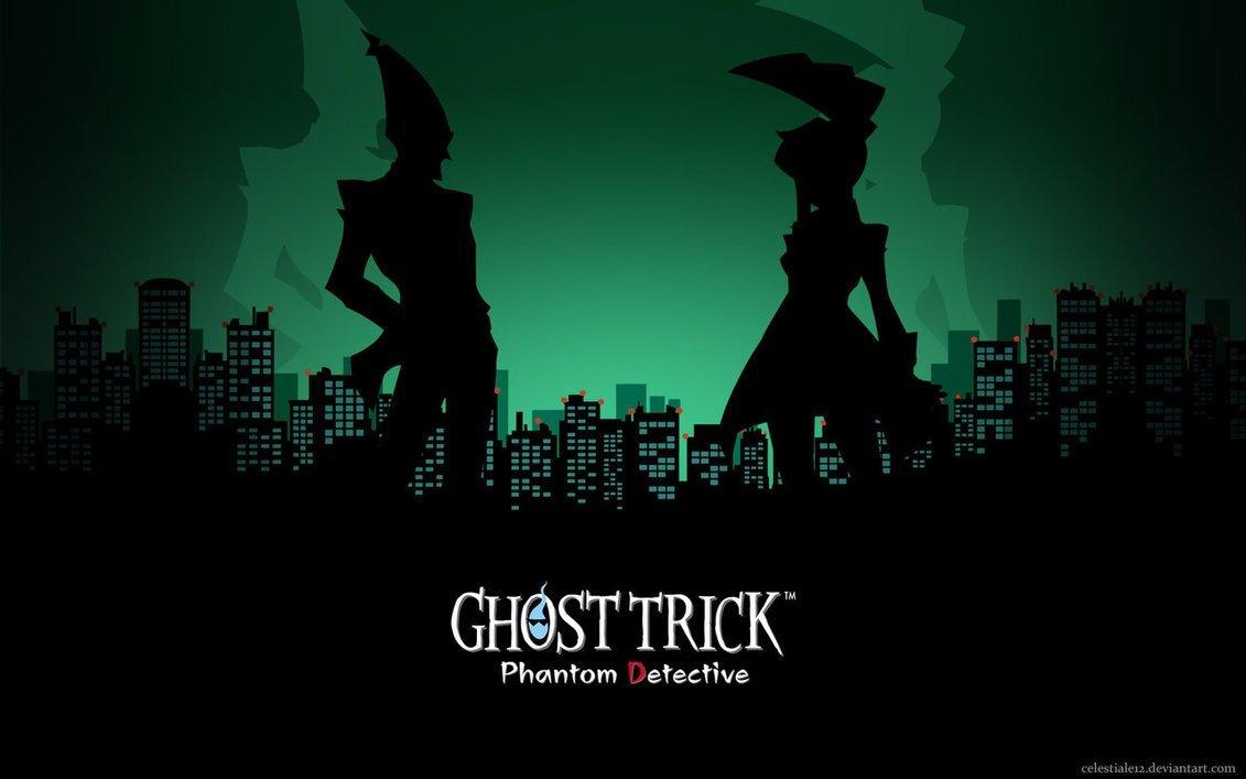 Ghost Trick Phantom Detective game app mystery