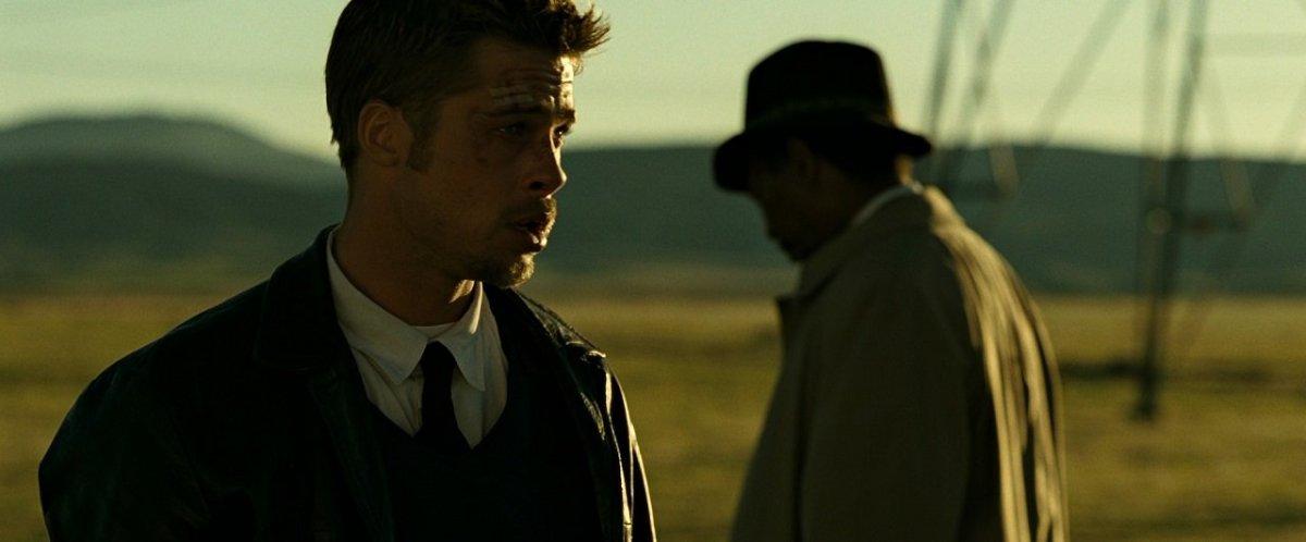 neo-noir movies seven brad pitt