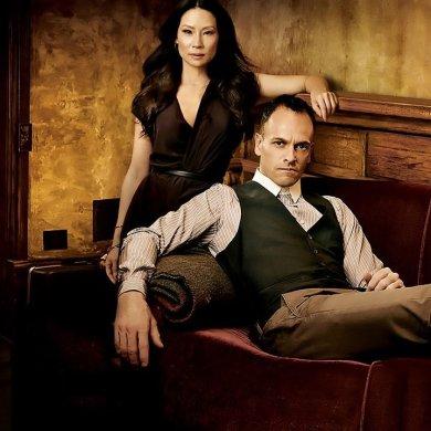 elementary tv crim show sherlock holmes drama tv cbs