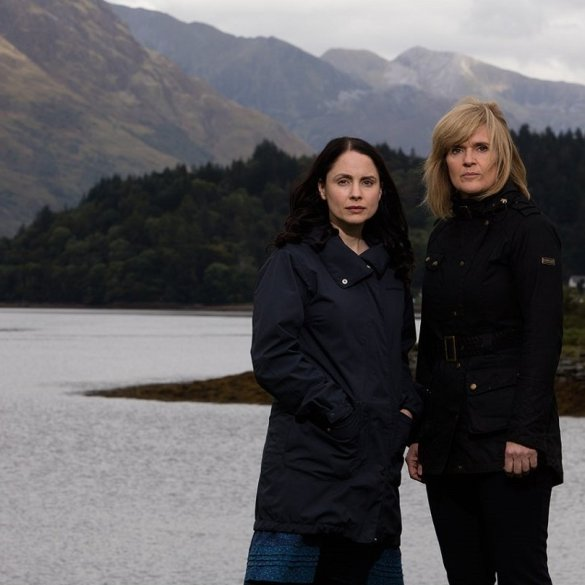 lock ness tv series Laura Fraser crime murder