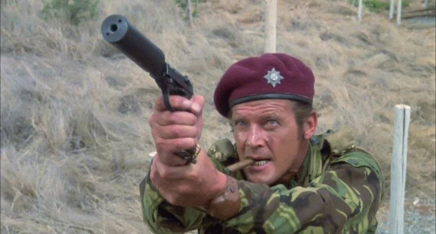 wild geese roger moore movie