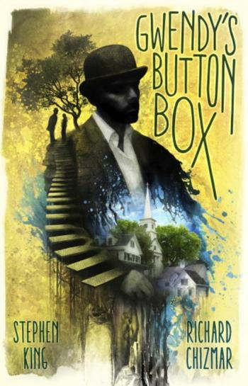 Gwendy Button Box stephen king best mystery and thriller book covers 2017