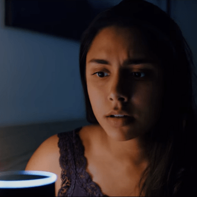"Watch ""Whisper"", A New Scary Short Film By Julian Terry Starring Amazon Echo"