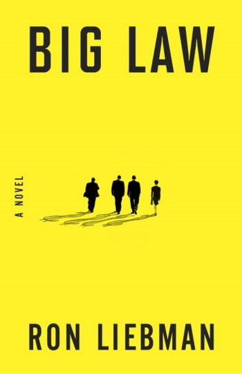 big law ron liebman best mystery and thriller book covers 2017