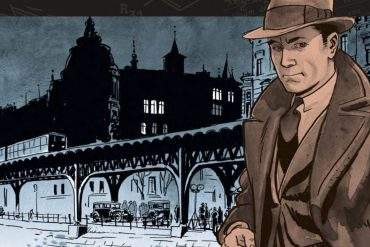 A Conversation With Arne Jysch On Graphic Novel Babylon Berlin