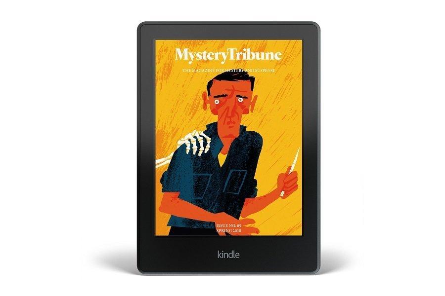 Mystery Tribune Issue #5 Digital