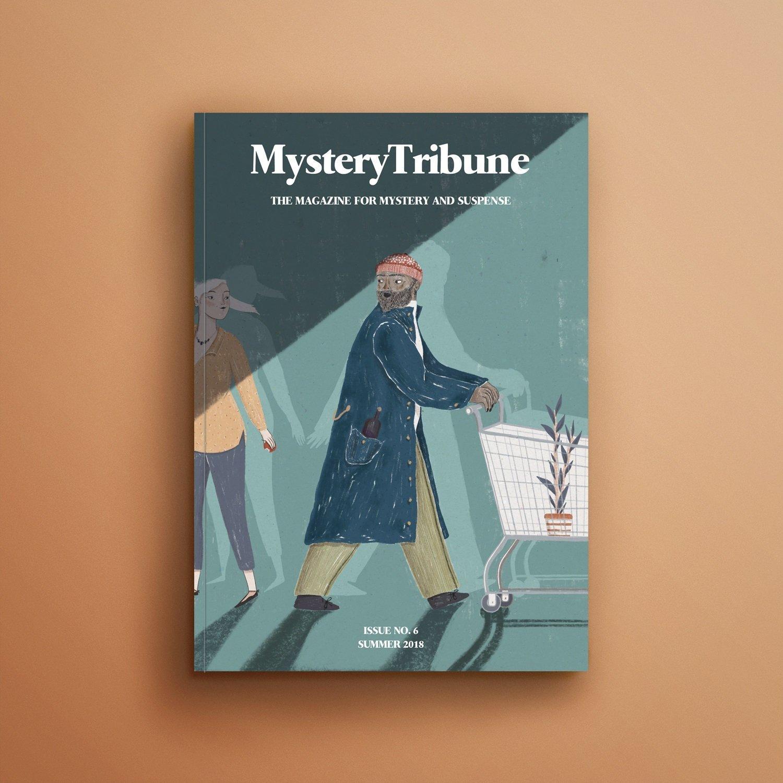 Mystery Tribune Issue 3 Advertising