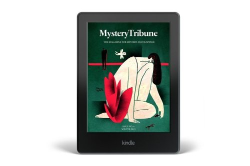 Mystery Tribune Issue #8 Digital