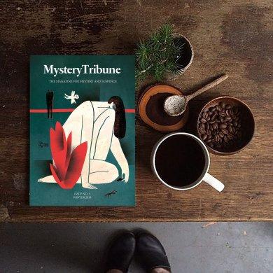 Mystery Tribune IssueNo8 Winter 2019