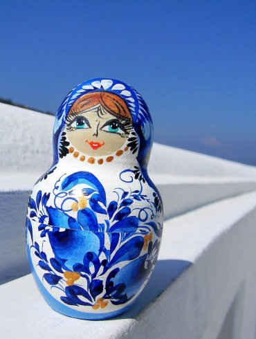 Matryoshka Literary Flash Fiction By Paul Kindlon