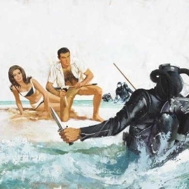 Robert McGinnis 67 Best Book Covers, Illustrations And Movie Posters From A Pulp Icon 22