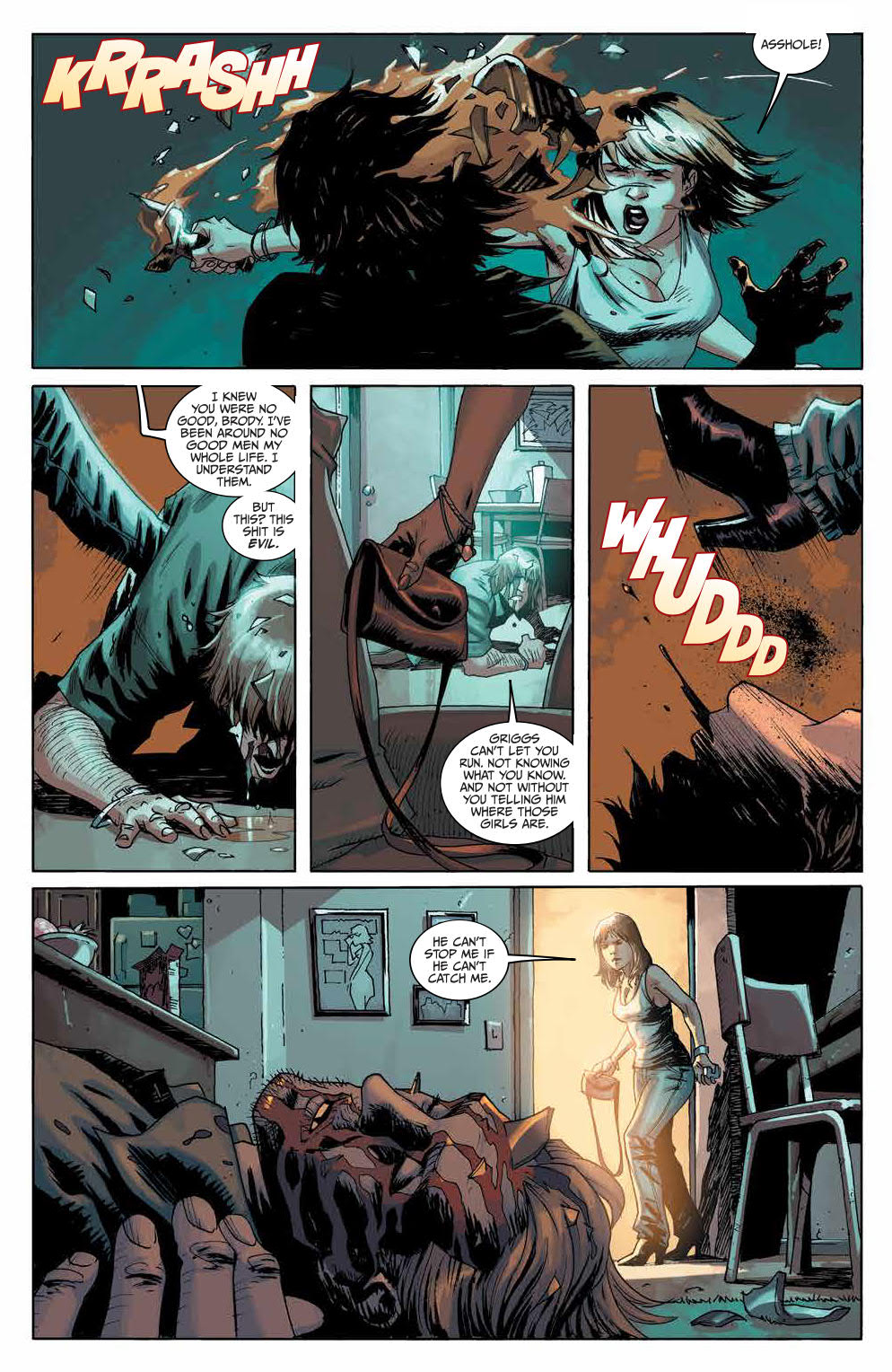 Sons of Anarchy Legacy Edition Is A Comics Masterpiece 10