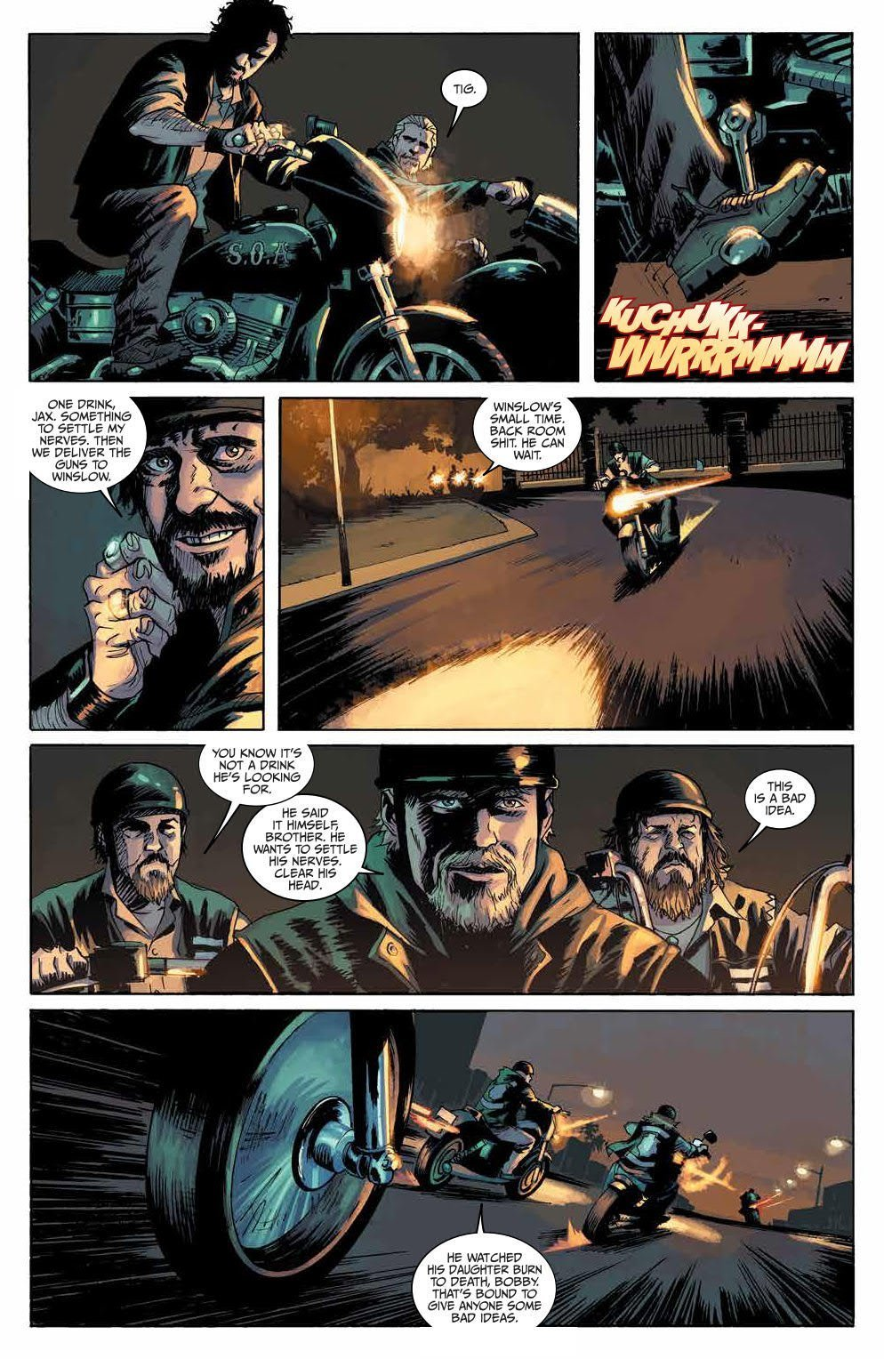 Sons of Anarchy Legacy Edition Is A Comics Masterpiece 14