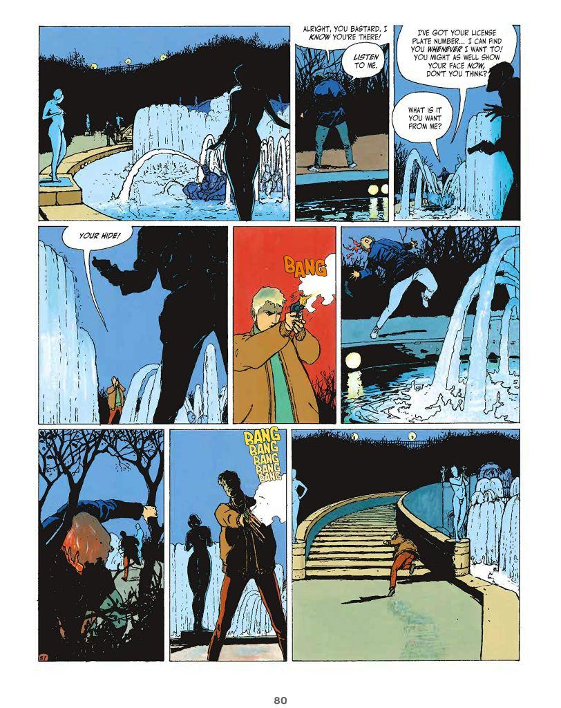 An Intense Feminist Crime Comics Dark Rage By Thierry Smolderen 10