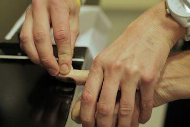 Fingerprints Fine Art Crime Short Documentary Film By Helmie Stil