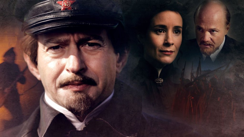 Best Russian Crime Drama, Mystery And Thriller Shows On Netflix 2019 Edition trotsky