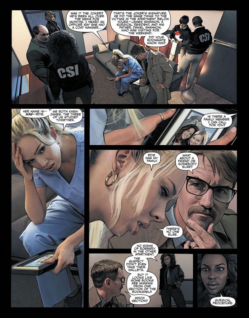 Best Comic Books And Graphic Novels Featuring Joker Joker Harley Criminal Sanity 3