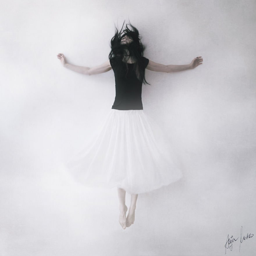 Magnificent And Mysterious Self-Portrait Photography By Anja Matko 10