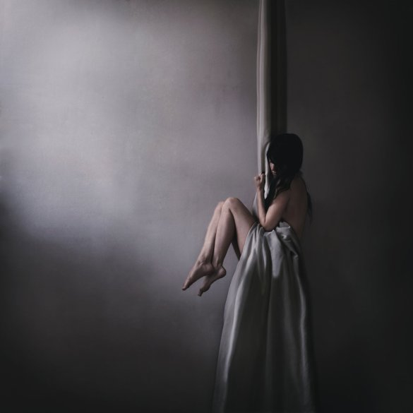 Magnificent And Mysterious Self-Portrait Photography By Anja Matko Main