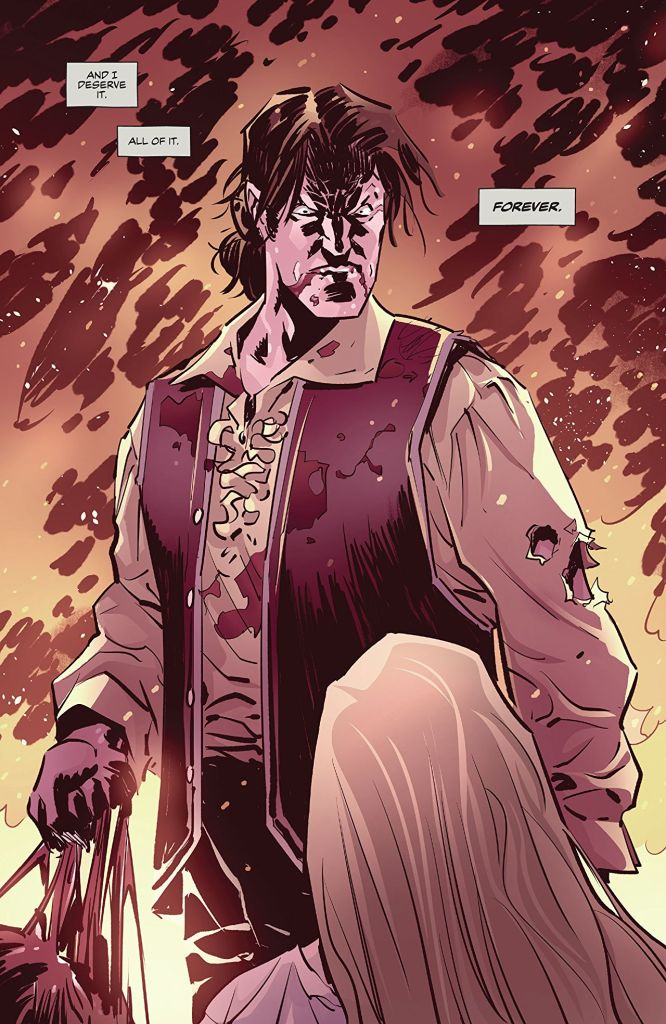 Joss Whedon Angel Exciting Graphic Novel About A Vampire Looking For Salvation 2