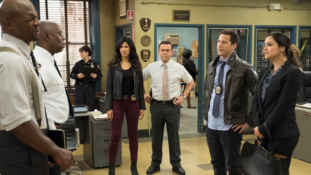 45 Best Crime Drama And Thriller Shows On Hulu 2020 Edition Brooklyn Nine-Nine