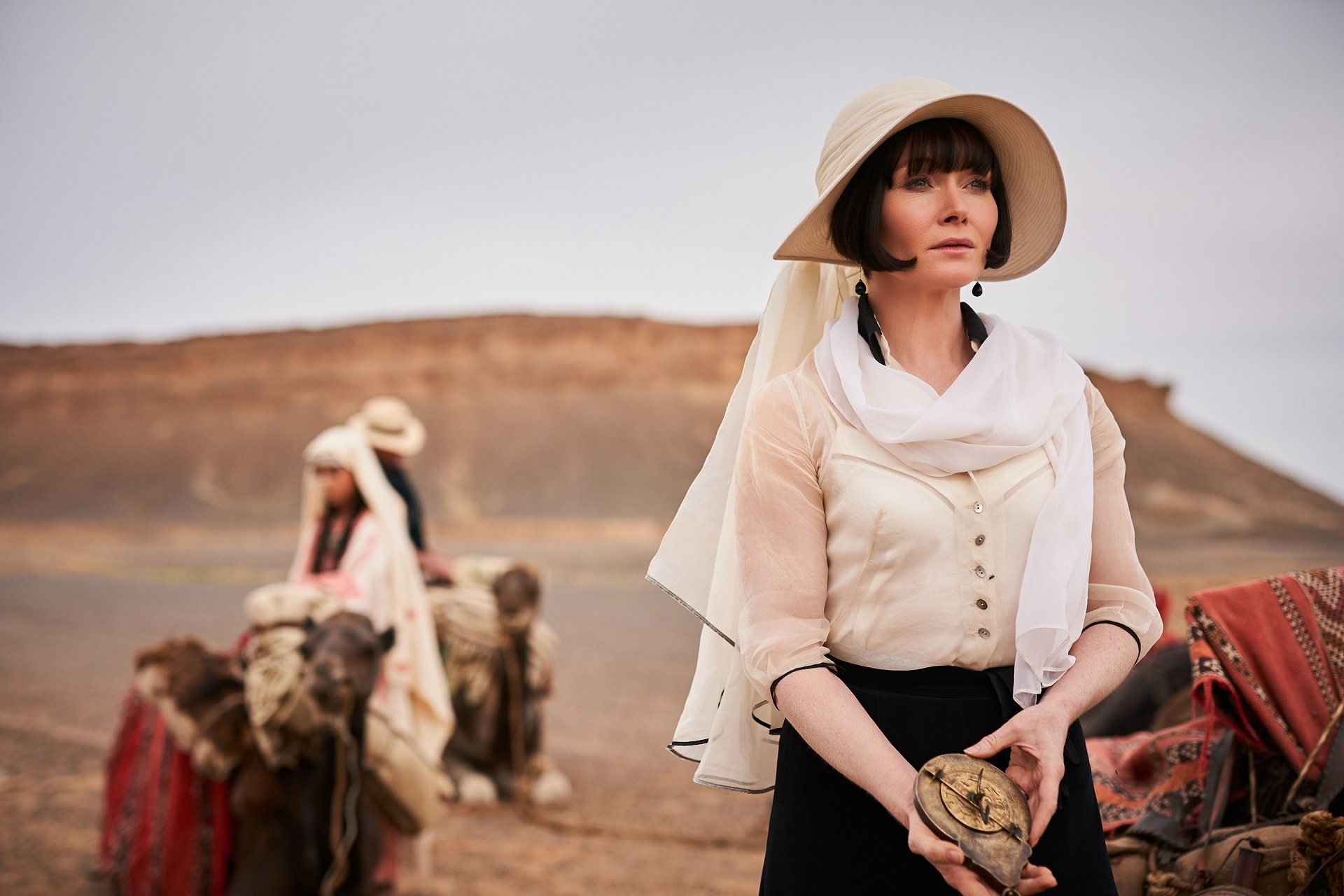 Miss Fisher And The Crypt of Tears Return of An Elegant Melbourne-Based Detective