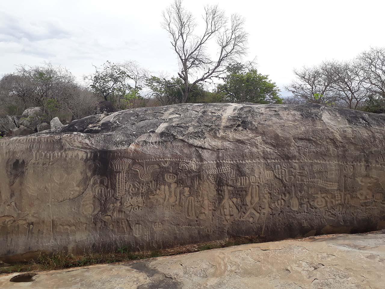 Pedra do Inga