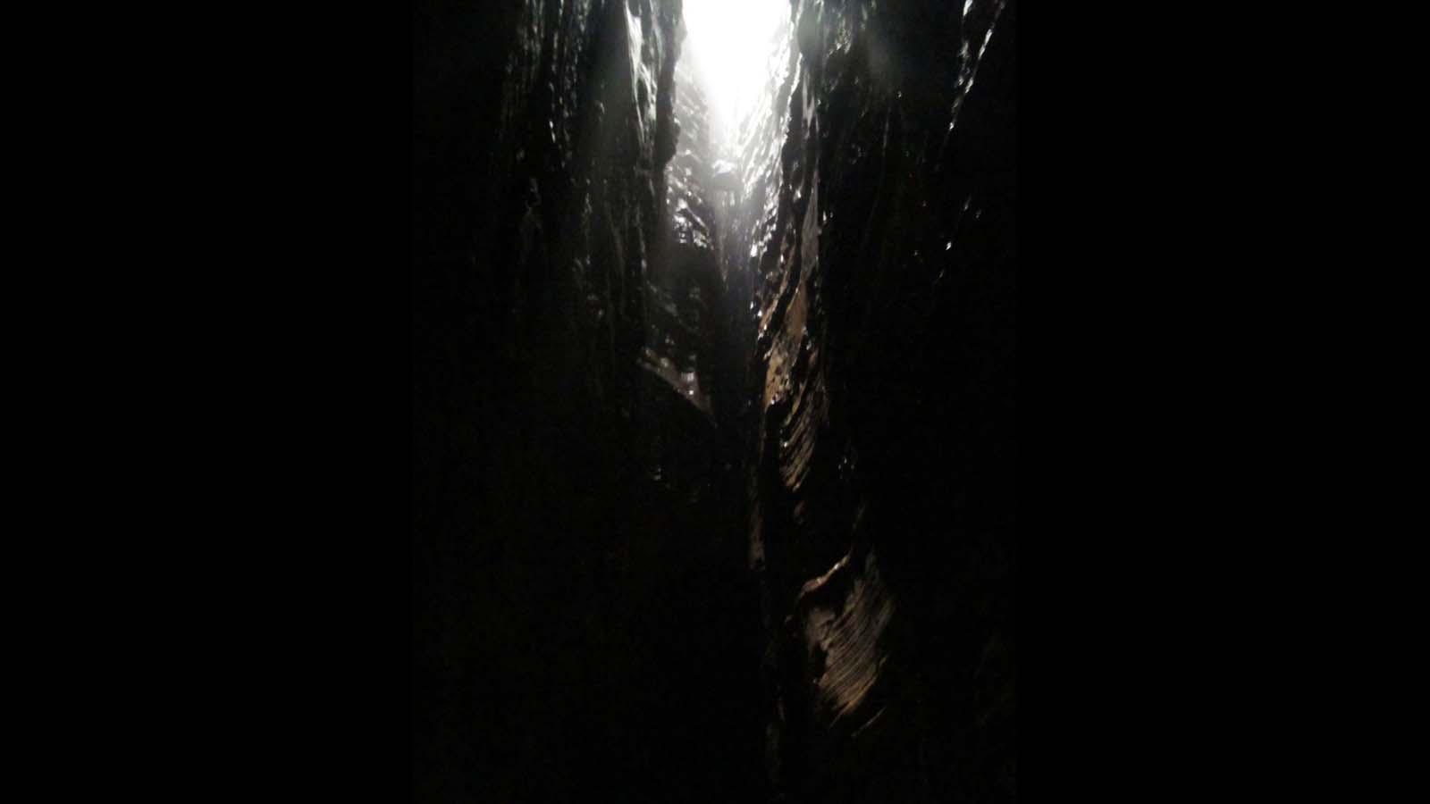 Cueva de los Tayos Ecuador
