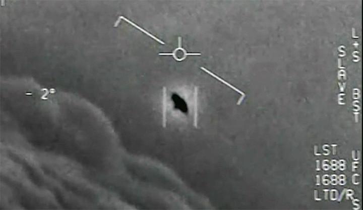 Gimbal UFO