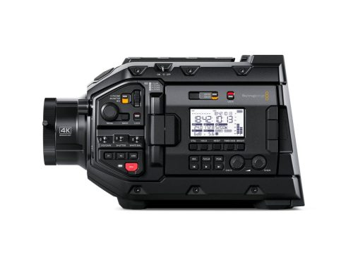 Blackmagic URSA Broadcast Left
