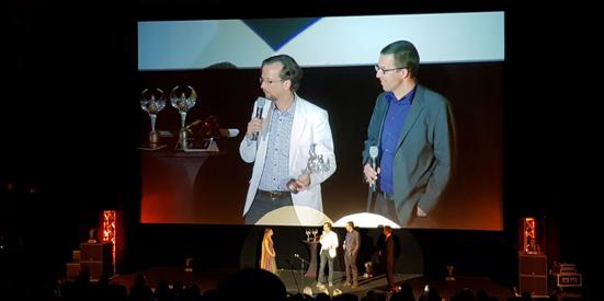 """""""WIEDERGEBURT"""" gewinnt den Publikums-Award auf dem Cosmic Cine Filmfestival"""