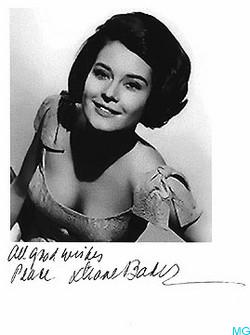 Diane Baker Celebrity Information