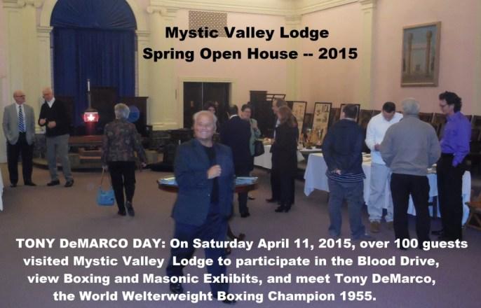 Spring 2015 Open House