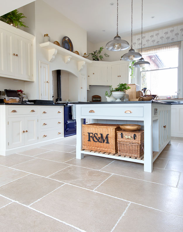 allier rustique french limestone tiles