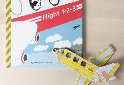 learning numbers with airplanes