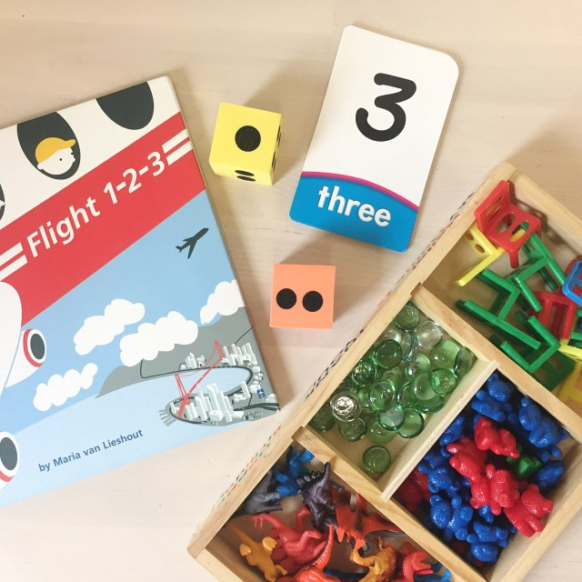 numbers counting preschool flight airplanes