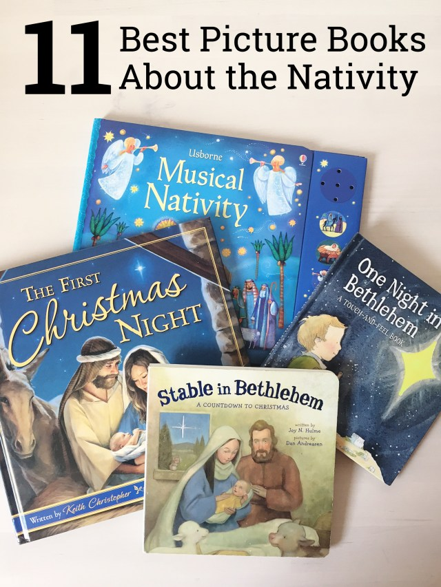Christmas Nativity Picture Books