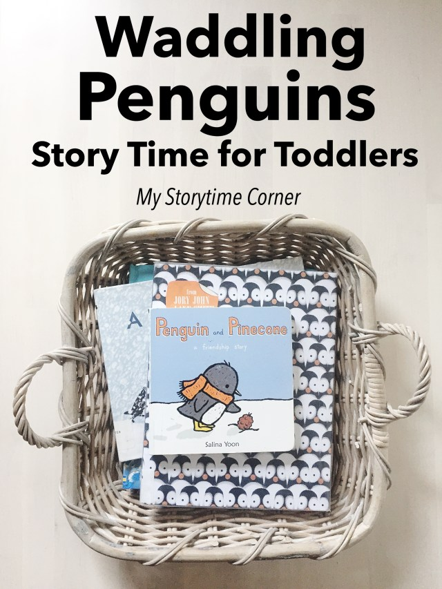 Penguin Story Time for Toddlers