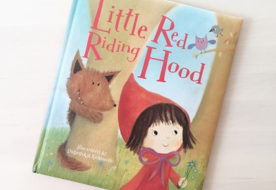 Little Red Riding Story Study
