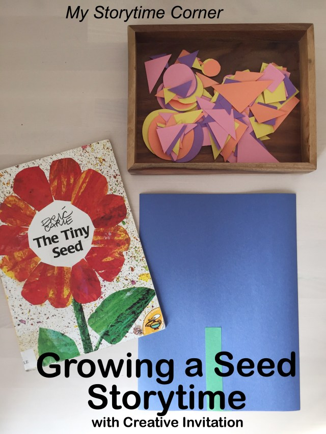 Grow a Seed Storytime and Creative Invitation