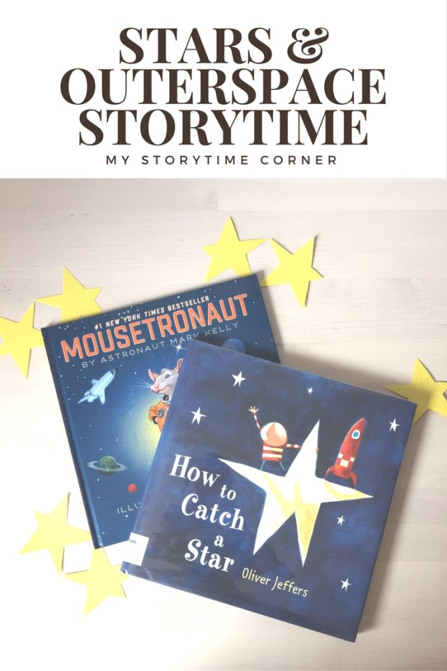 Stars and Outerspace Storytime for Preschoolers