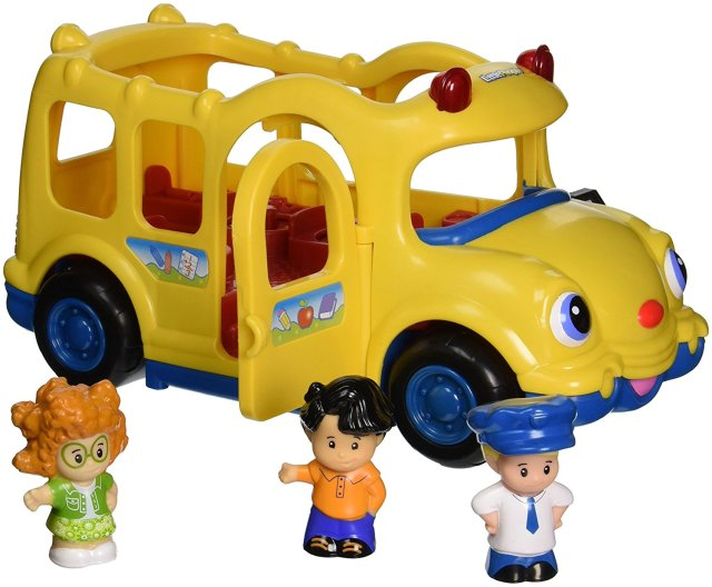 Fisher Price Bus Toy