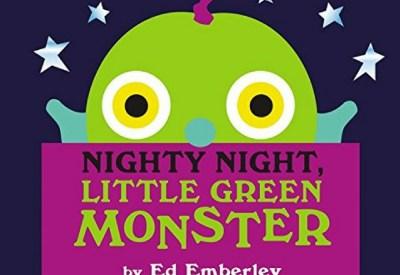 Best Not So Scary Monster Books for Kids