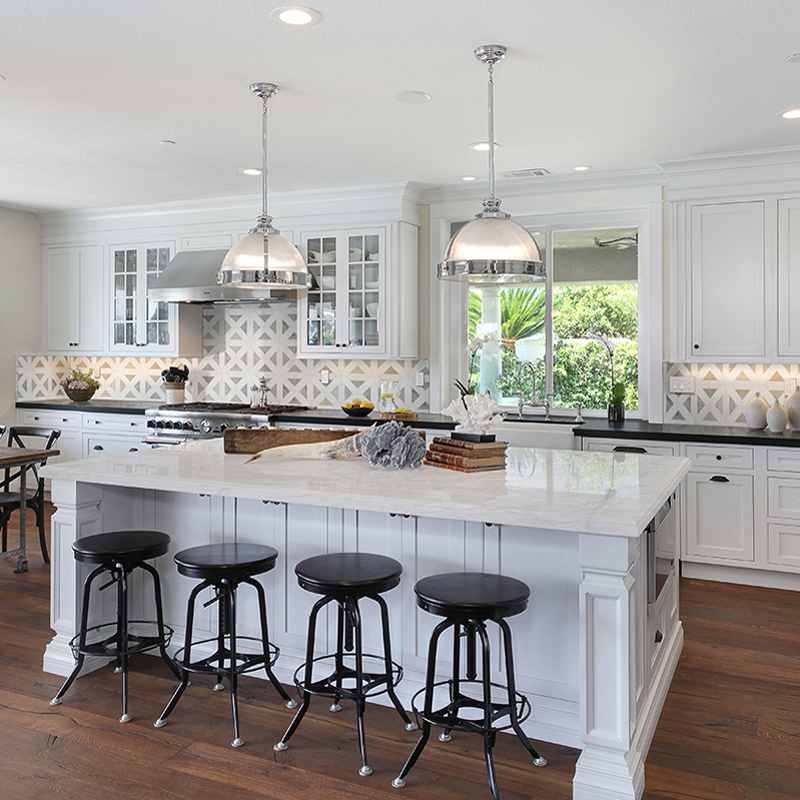 10 Backsplash Ideas to Make a Statement With Your Kitchen ... on Countertops Backsplash Ideas  id=19419